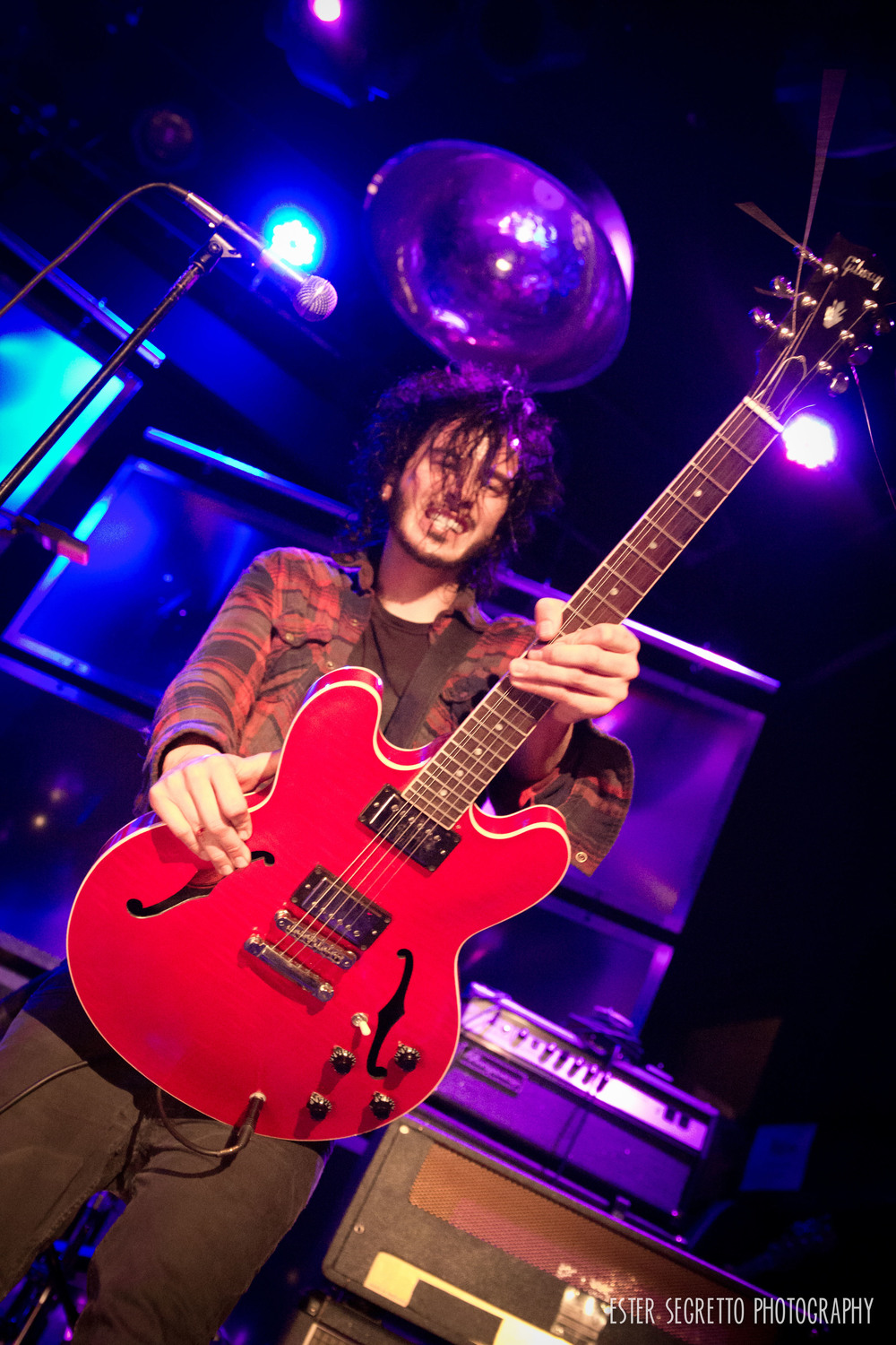 Reignwolf opened for The Pixies in September at Bowery Ballroom. He blew the crowd away with a (mostly) solo and (all) amazing performance that created the sound of multiple musicians.