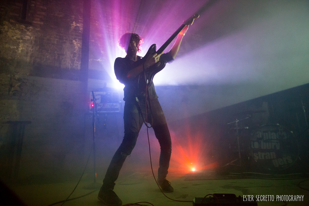 A Place To Bury Strangers, The Wick- May 15, 2014