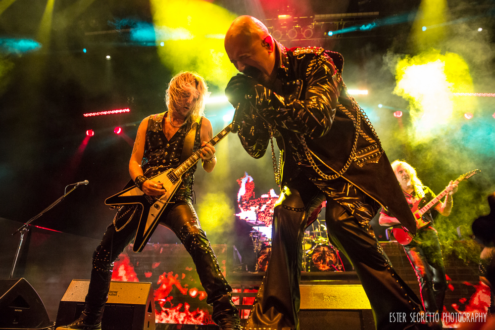 Judas Priest, Barclays Center- Oct 9, 2014