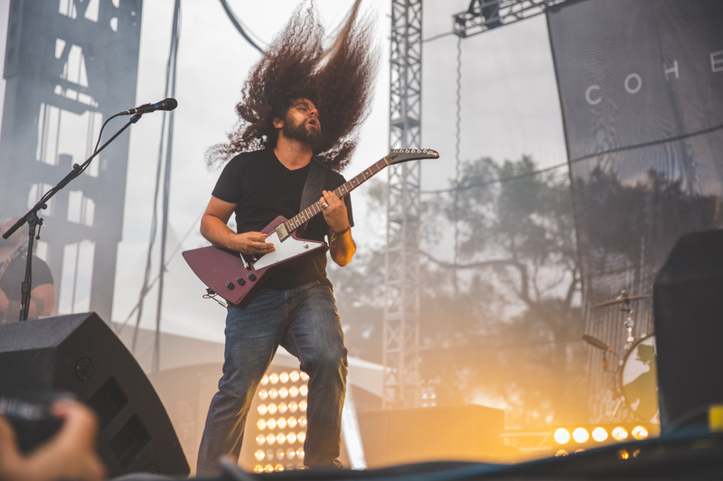 COHEED AND CAMBRIA, Riot Fest 11 Sept 2015