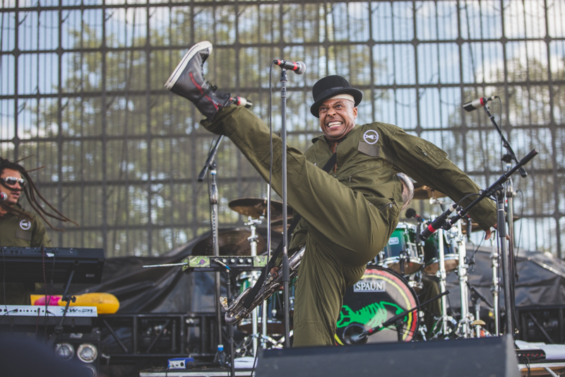FISHBONE, Riot Fest 11 Sept 2015