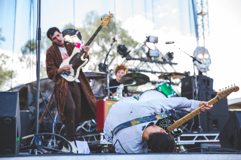 FIDLAR, Riot Fest Chicago 12 Sept 2015