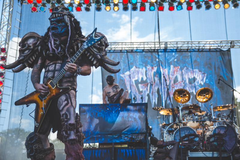 GWAR, Riot Fest Chicago 12 Sept 2015