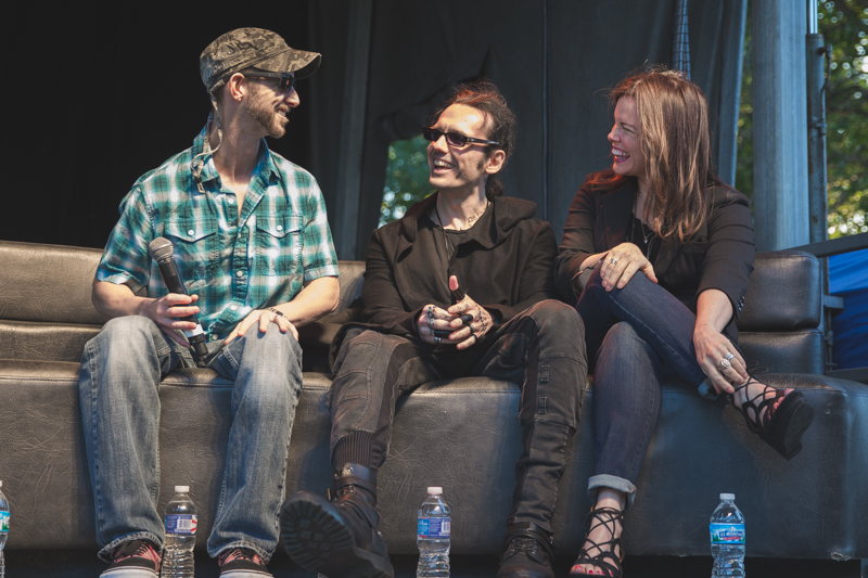 West Memphis Three, Riot Fest Speaks Panel 12 Sept 2015