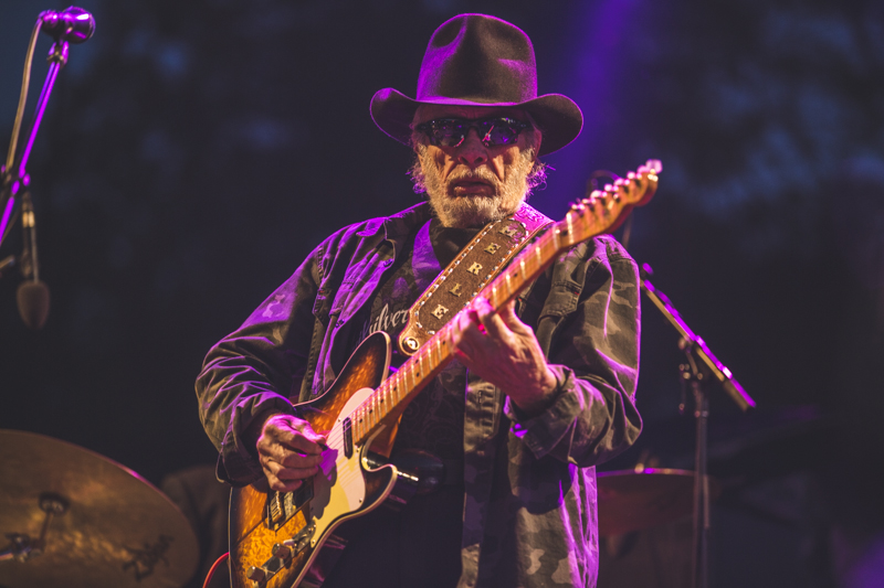 MERLE HAGGARD, Riot Fest Chicago 12 Sept 2015