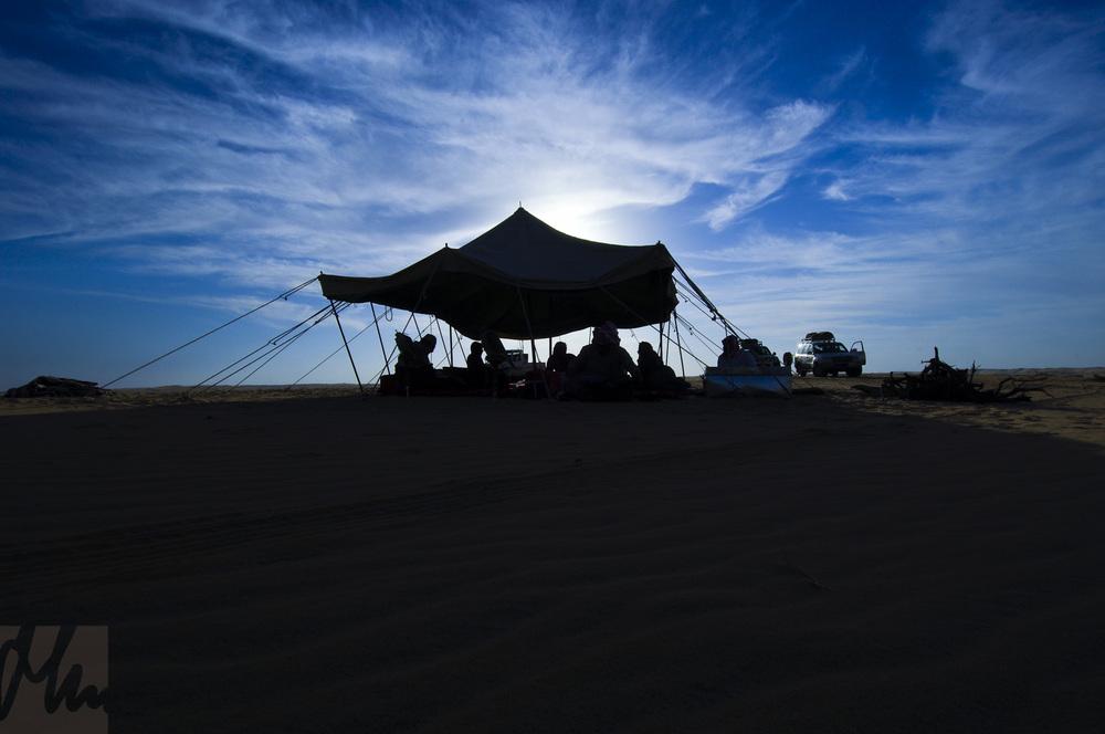 Tent # 3