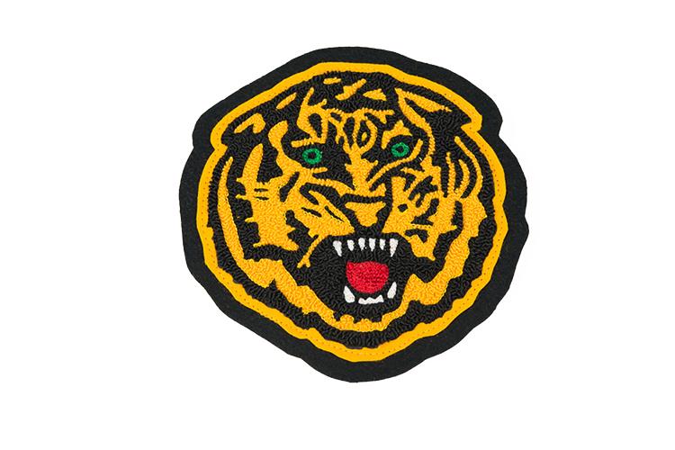 Custom designed mascot emblem