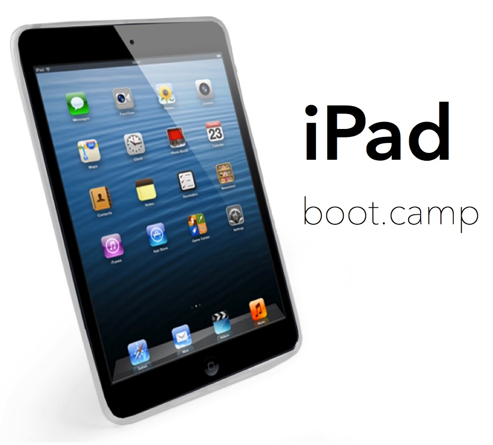 Exercise Boot Camp Clip Art Important: the ipad bootcamp