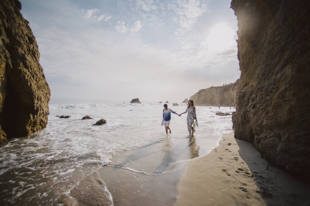 JOSHUA LEE AND LIN IN CALIFORNIA -