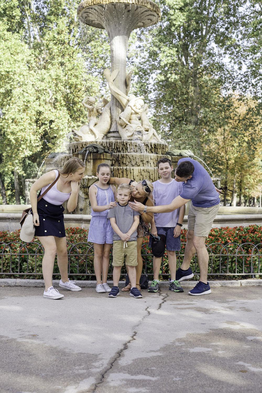 Madrid Holy Week 2015