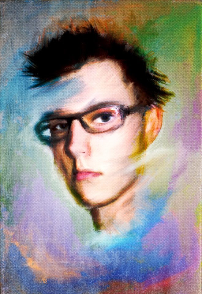 Chase Grammer  | Self Portrait