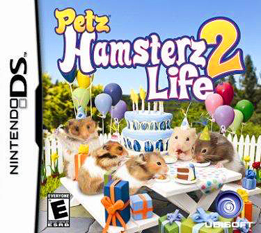 The developers of the original Petz Hamsterz Life just felt like they had so much more to say.