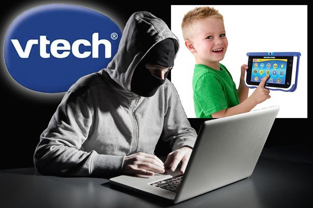 VTech has been the victim of a large cyber attack.