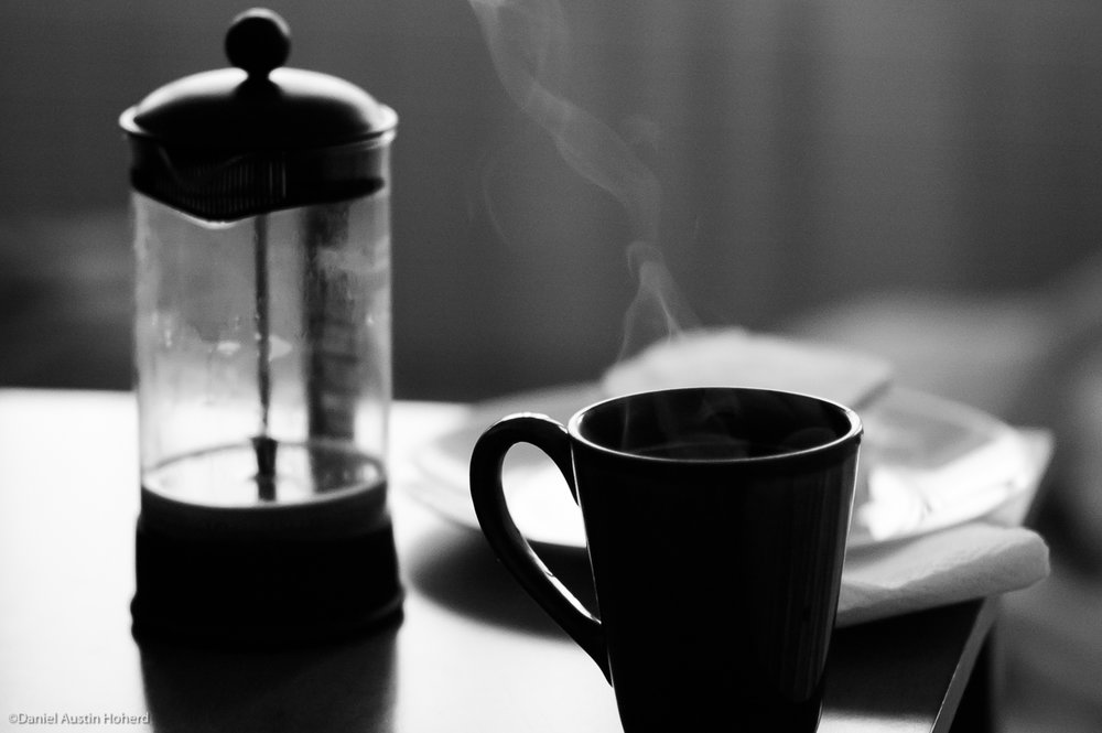 "Photo Credit:  Daniel Hoherd . ""34::140 Morning Coffee"" May 28, 2012. Online image. Flickr. August 27, 2017.  https://flic.kr/p/c8As8E"