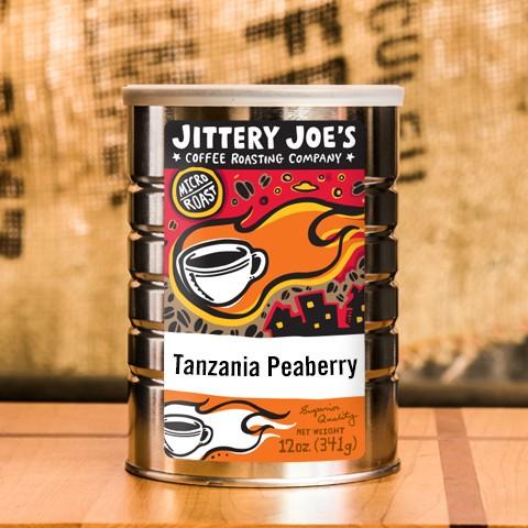 Jittery Joe's Tanzania Peaberry