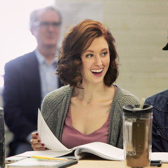 First Day Table Read