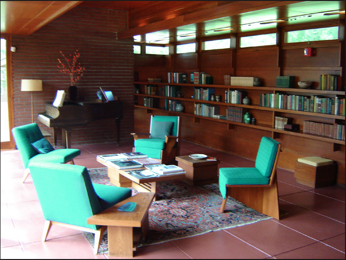 Rosenbaum House, Frank Lloyd Wright