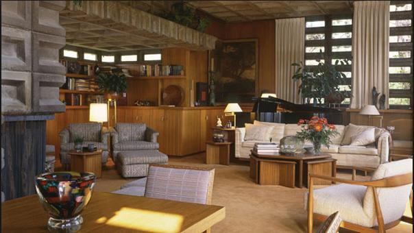 Gerald Tonkens House,  Frank Lloyd Wright