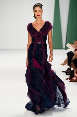 Carolina Herrera Spring 2015 Collection