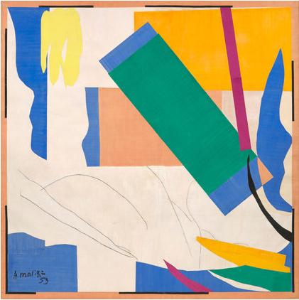 Memory of Oceania,Henri Matisse