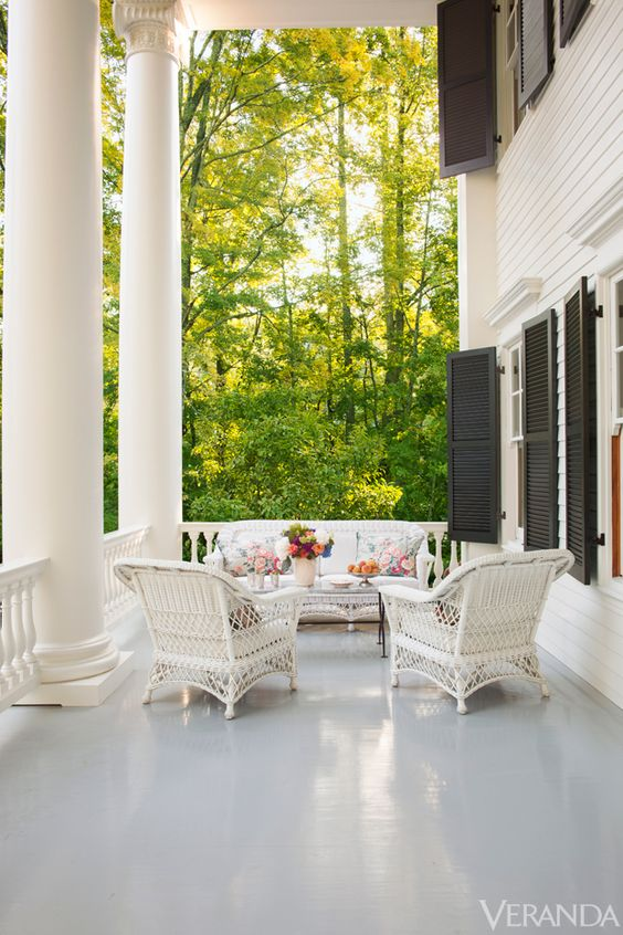 House Tour Outdoor Spaces Beth Lindsey Interior Design