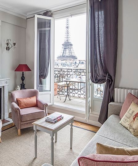 Via Paris Perfect Rentals