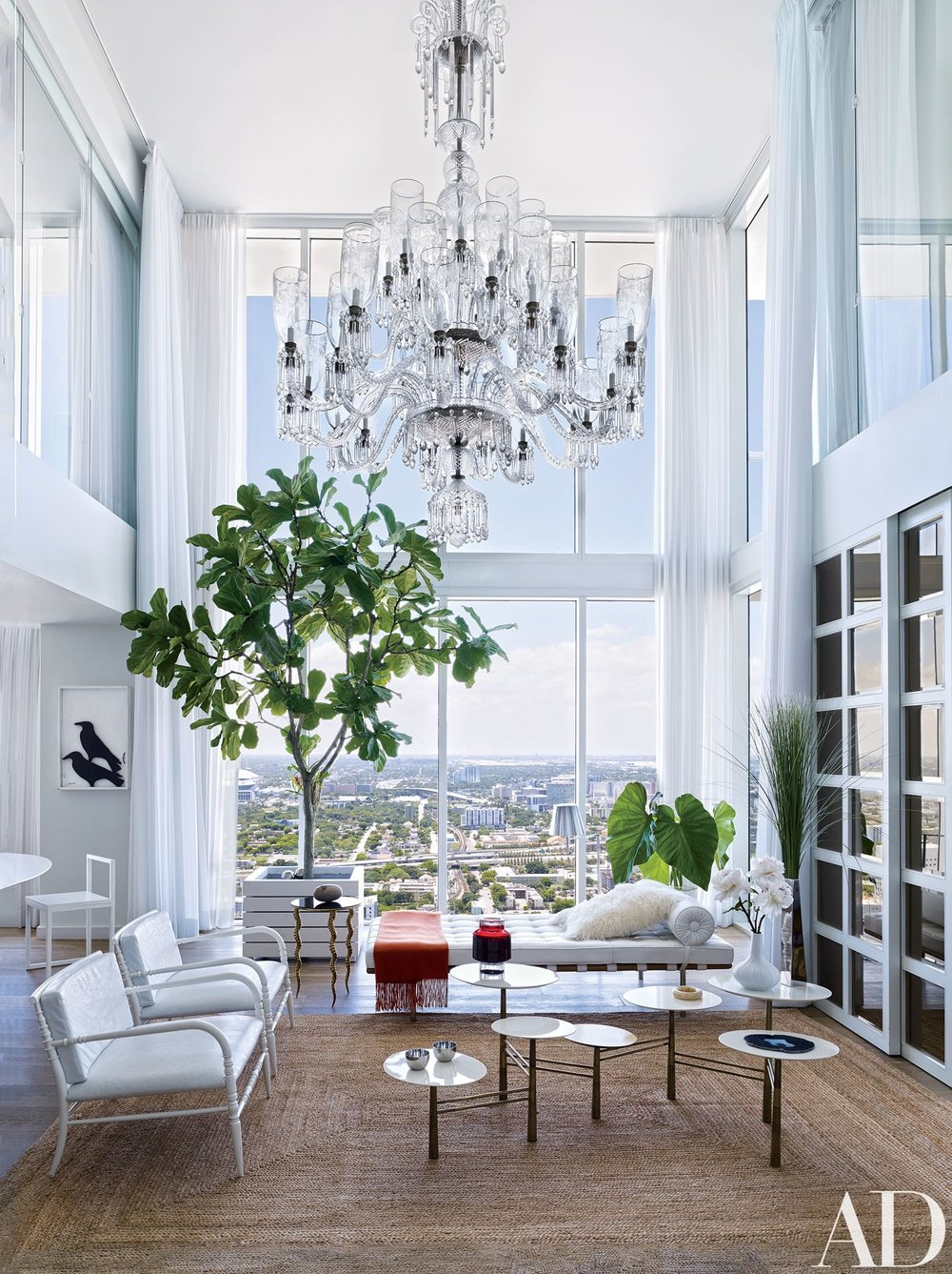 Naeem Khan. Photo by Bjorn Wallander for Architectural Digest
