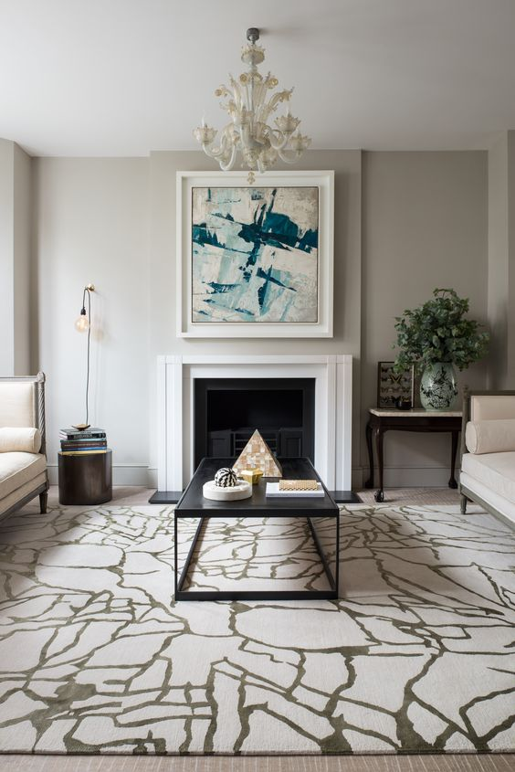 Kelly Wearstler Tracery Rug