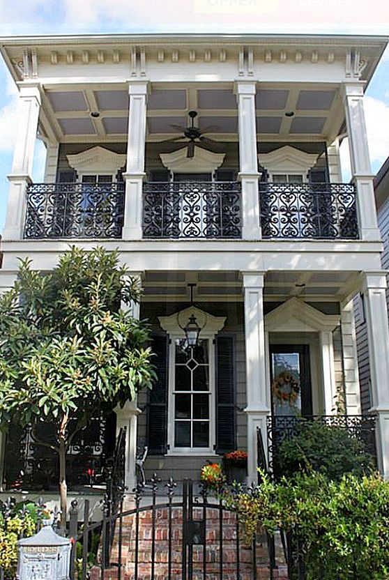 New Orleans Vernacular Architecture