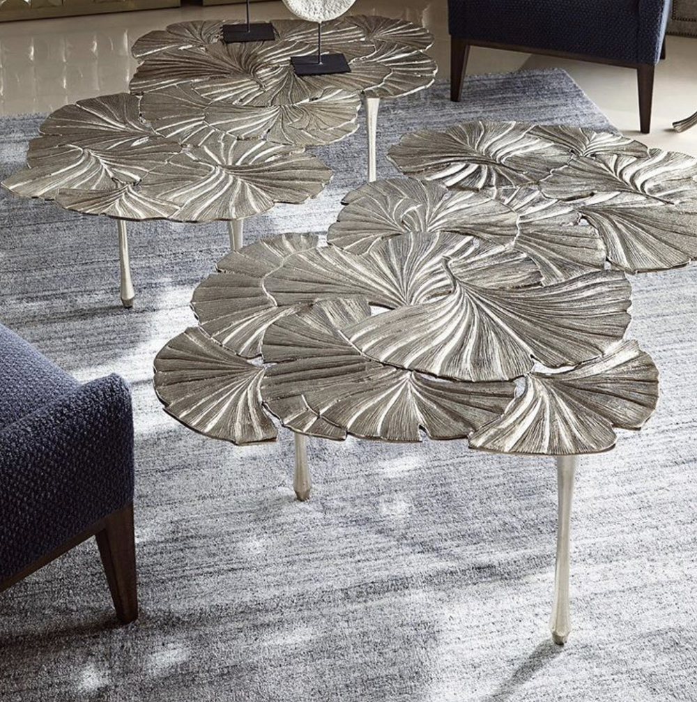 Ambella Cocktail Table by Bernhardt Furniture