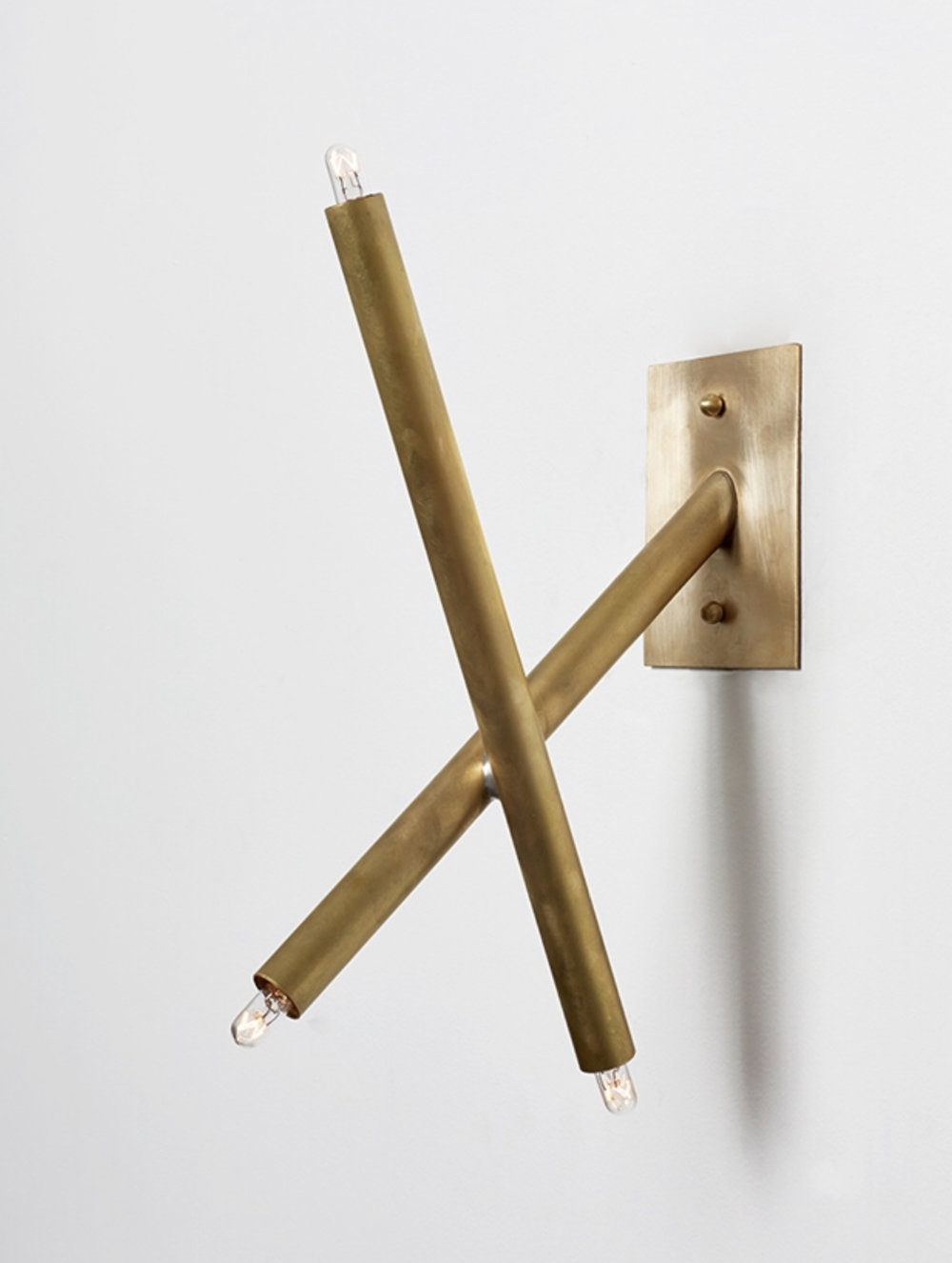 Billy Cotton Pick-Up Stix Sconce