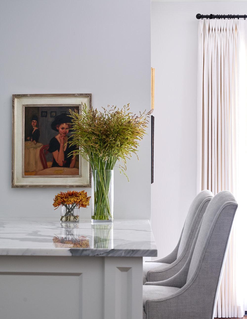 Kitchen by Beth Lindsey Interior Design.