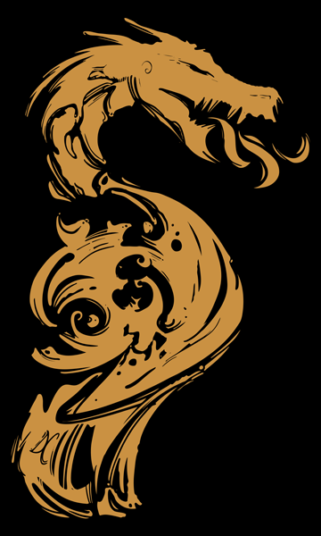 Mark of the Dragon Design by Denis Caron
