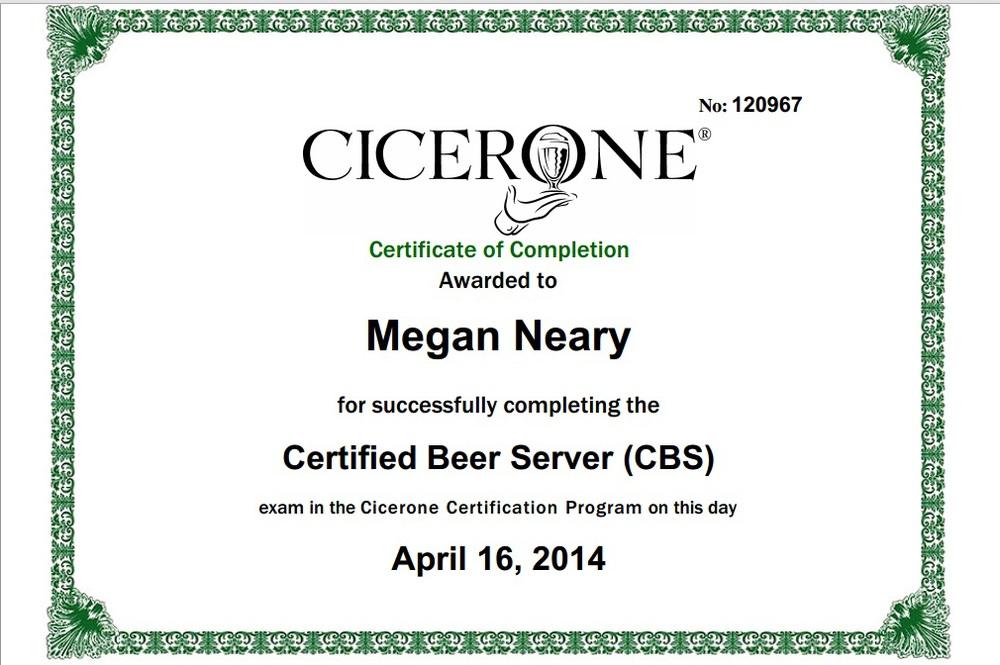 CertifiedBeerServer