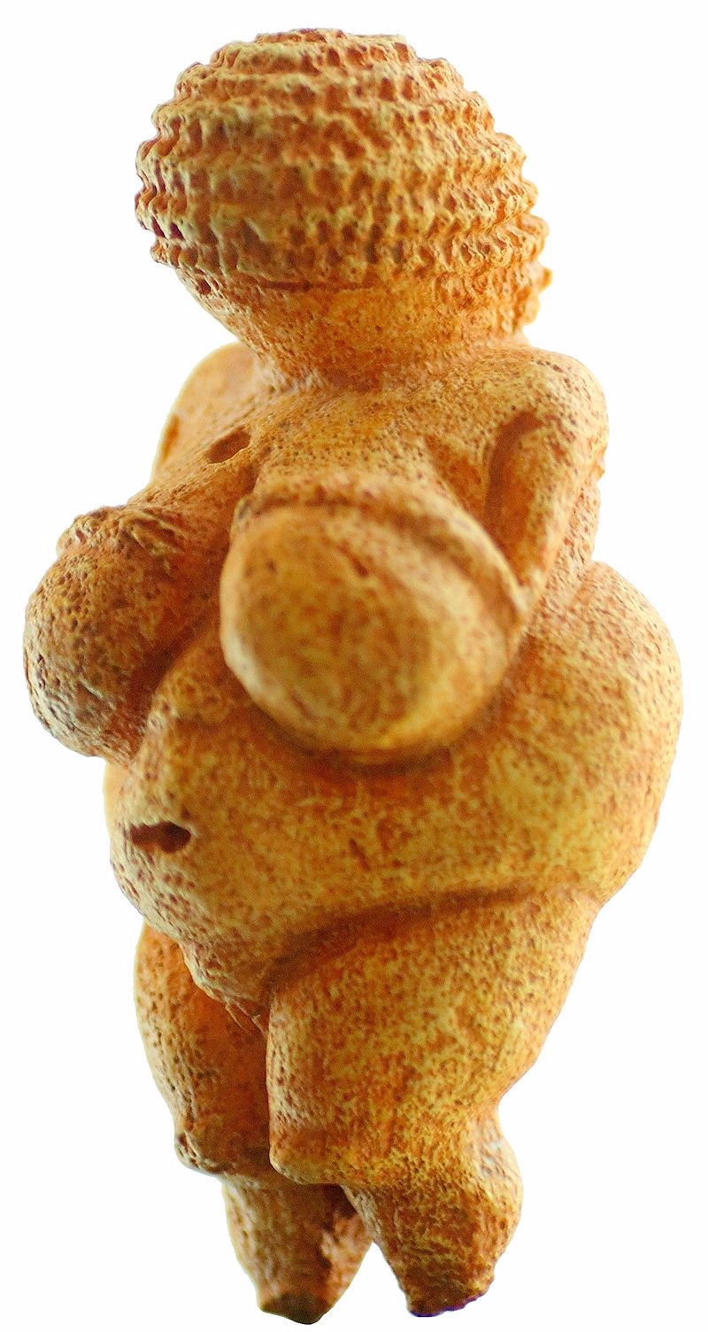 The Venus of Willendorf - what we think about hasn't changed in 50,000 years. Nice look, but I'll stick with something more practical.