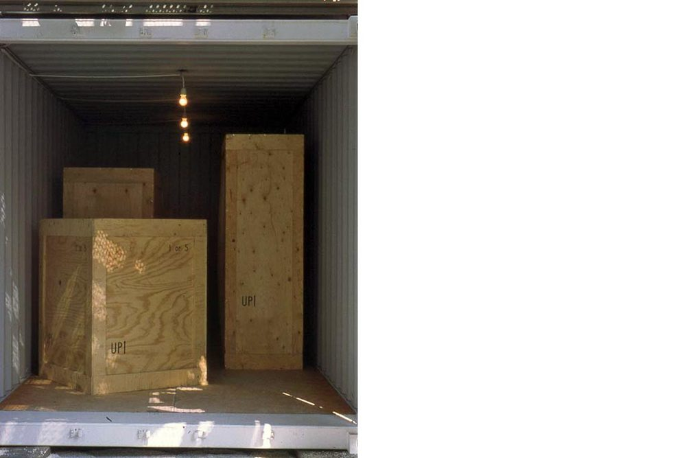 Five Crates