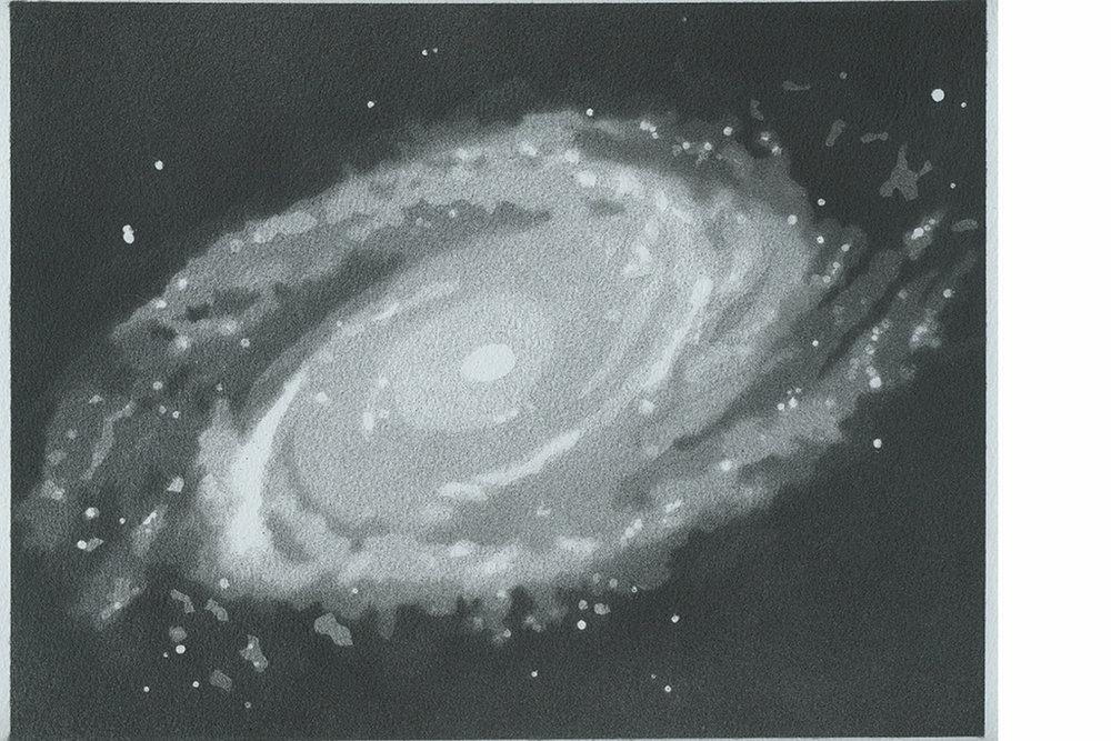M81   32 x 25cm