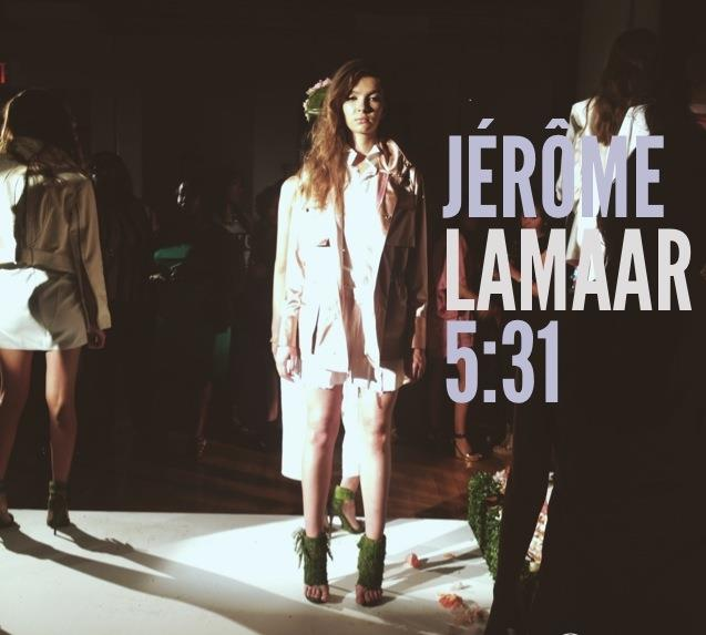 Jerome LaMaar's collection.