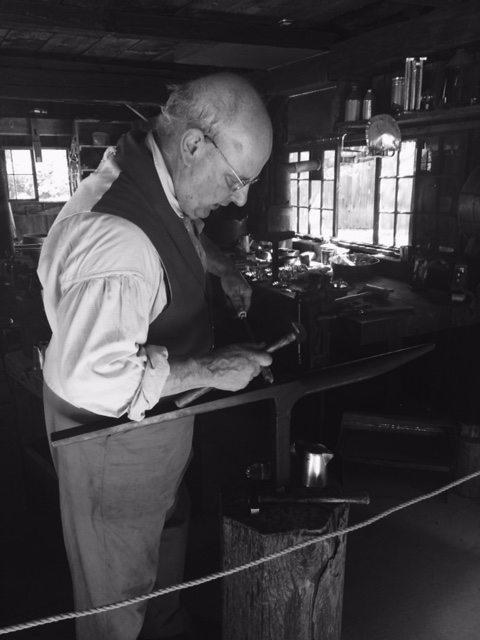 The tinsmith.