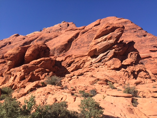 Red Rock.