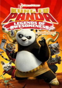 KUNG FU PANDA: LEGENDS OF AWESOMENESS   -Additional  Music    -Digital Orch.     -Music Prep