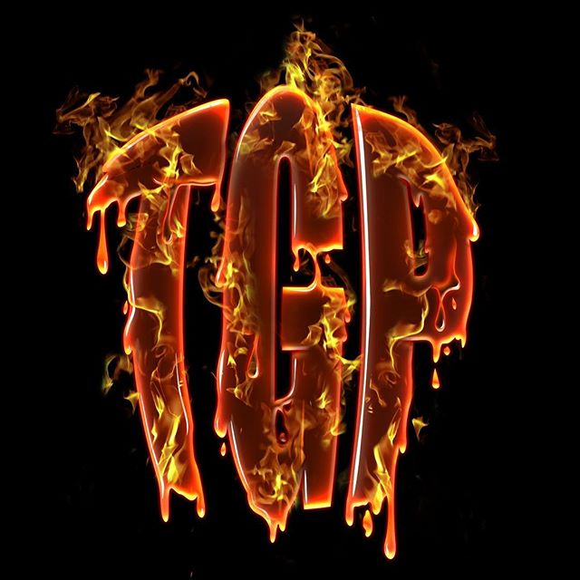 ON FIRE 🔥 3D melting Logo
