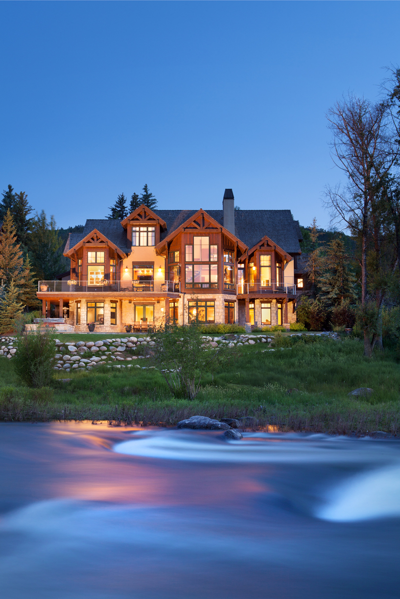 83 Eagle River Drive Exterior Night Vertical-2.jpg