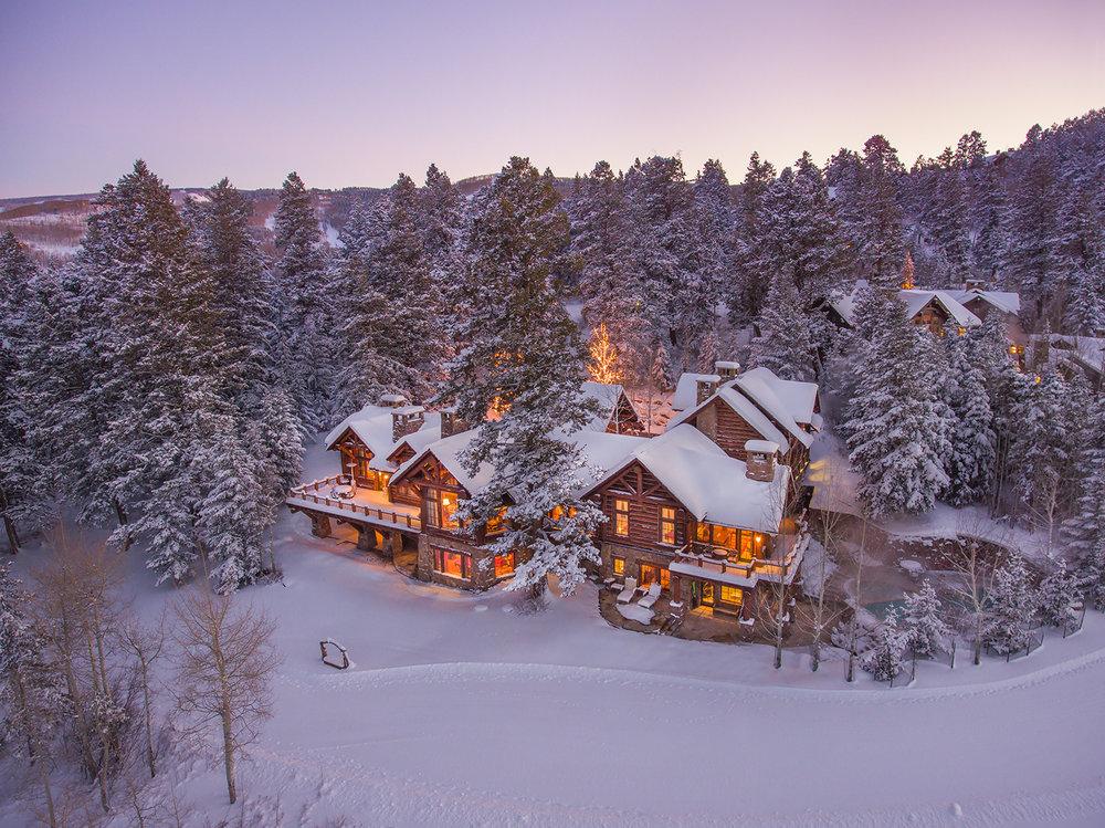 304 Tall Timber Exterior Rear Aerial_Night_Winter_MidRes.jpg
