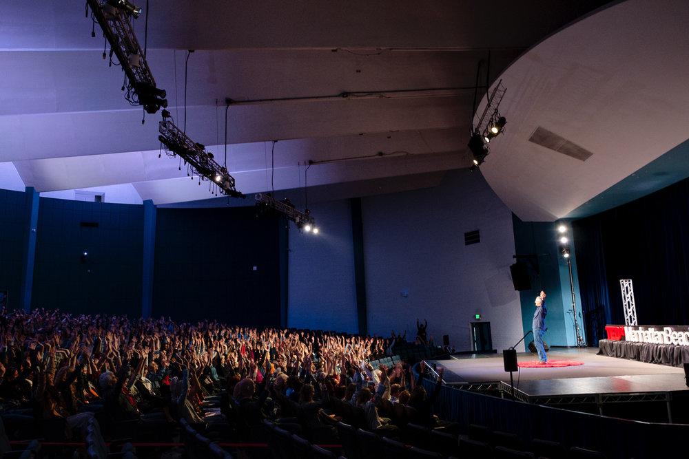 Sebastian Gendry at TEDxMB 2017