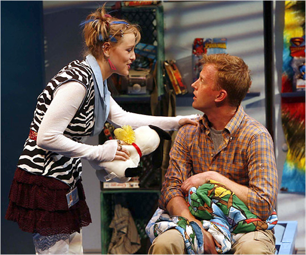 How to Save the World and Find True Love in 90 Minutes  Off-Broadway