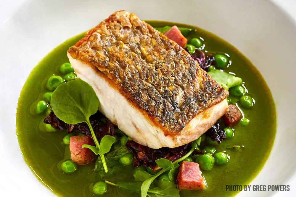 Crispy Skin Rockfish -