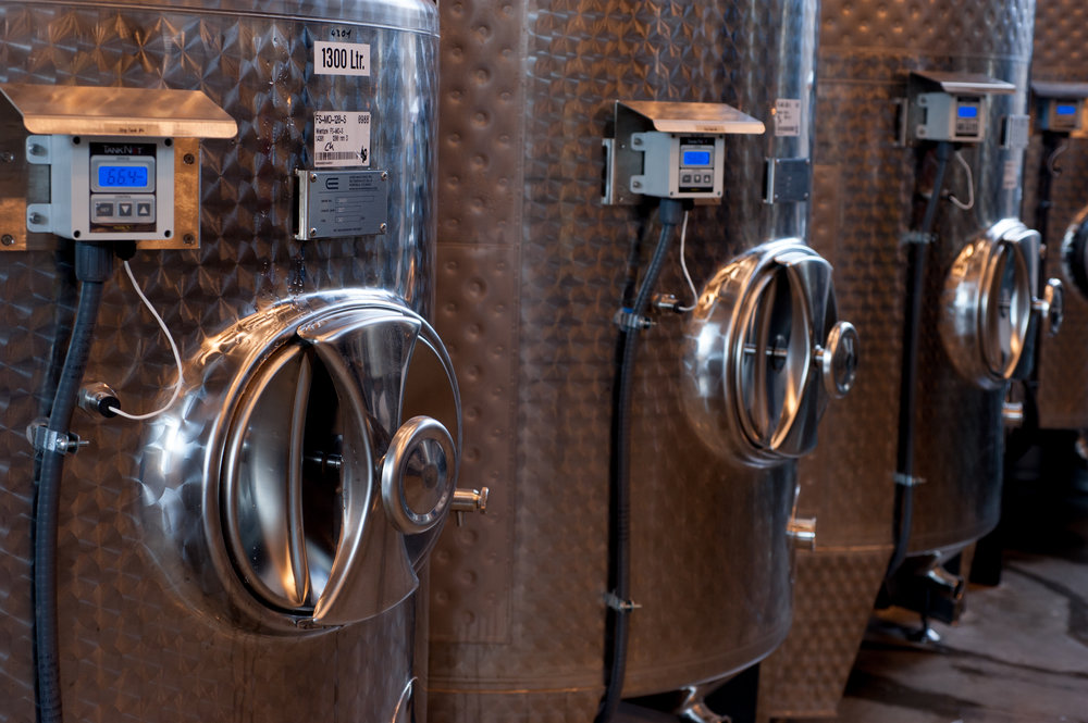Wine Production Facility