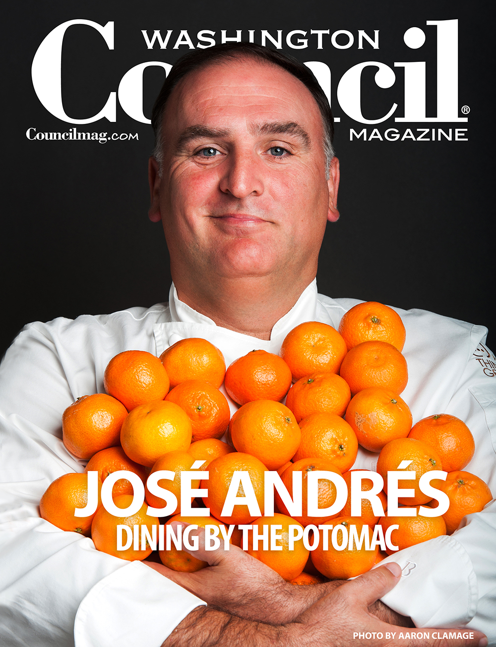 'I absolutely love seafood – I am from a region in Spain with some of the best in the world – and the Chesapeake really has an amazing bounty right here in our backyard.' - – Chef José Andrés