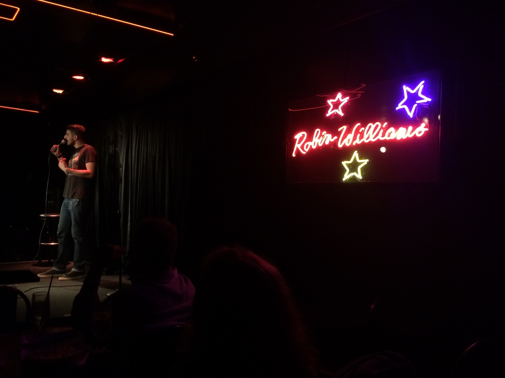 Depression, Drugs and Stand up Comedy
